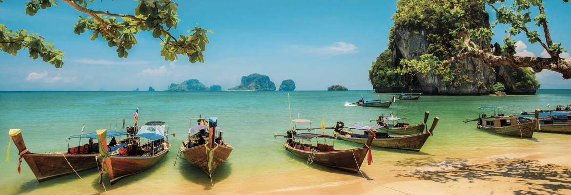 Work and Travel in Thailand